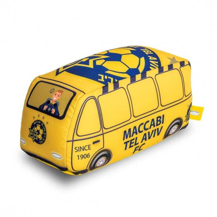 Maccabi pillow bus