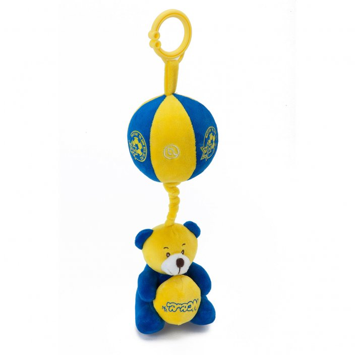 Maccabi Bear + Ball Mobile