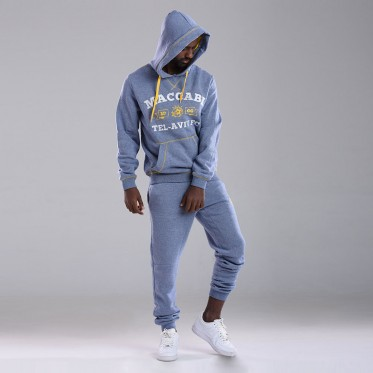 Hooded Sweatshirt + Sweatpants set for men
