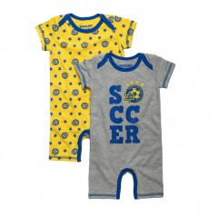 SOCCER Baby Overalls (pair)