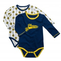 Player Long-sleeve Baby Jumper (pair)