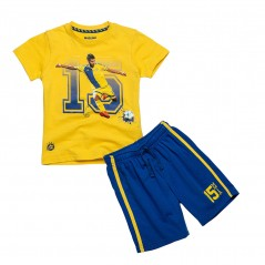 Children's T-Shirt and Shorts Outfit with Dor Micha picture