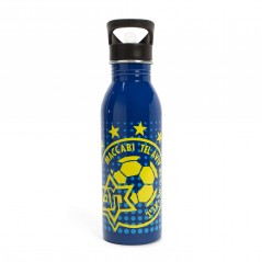 Maccabi Sports Bottle Stainless Steel 600ml 2016 - Blue