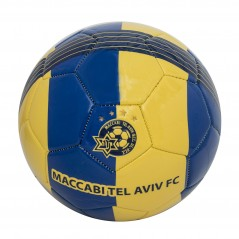 Maccabi Tel Aviv Thick Stripe Football No.5
