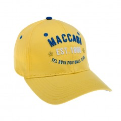 Maccabi hat - Yellow