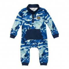 Camouflage Baby Overalls