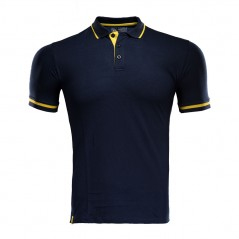 MTAFC Polo Shirt - Navy