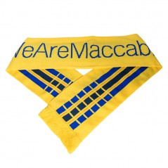 צעיף WE ARE MACCABI