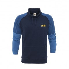 High Collar Sweatshirt For Men