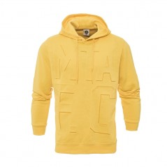Child Yellow Hooded MTAFC Sweatshirt