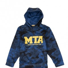 Camouflage Hooded Sweatshirt Youth