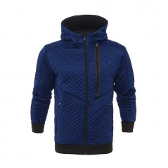 Men Blue Jacket