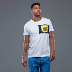 Men Grey With logo T Shirt 18/19