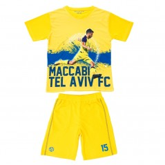 Children's Dor Micha T-Shirt and Shorts Outfit