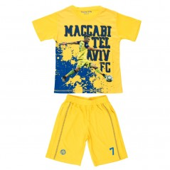 Children's Omer Atzili T-Shirt and Shorts Outfit