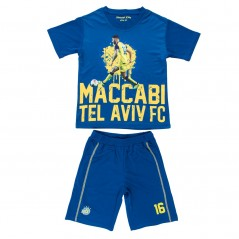 Children's Eliran Atar T-Shirt and Shorts Outfit