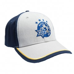 Navy&Grey cap with logo
