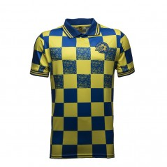 Retro Home Shirt - Ofir Davidzada's match issued