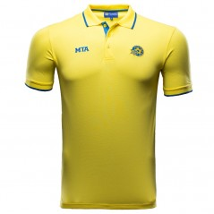 MTAFC Polo Shirt - Yellow