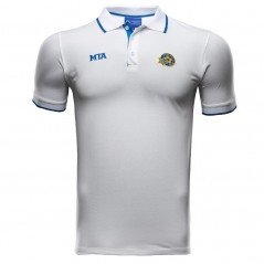 MTAFC Polo Shirt - White