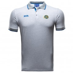 MTAFC Polo Shirt - Grey