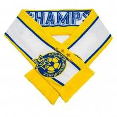 Yellow CHAMPS18/19 Scarf