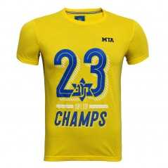 Championship 18/19 Yellow Kids Shirt