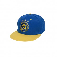 Blue Rapper Cap